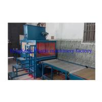 Buy cheap Small Velvet Flocking Spray Machine / Snow Flocking Machine For Paper from wholesalers