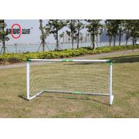 Buy cheap Break Proof Fiber Soccer Goal Nets For Kids 1320 * 900 * 750mm Post Size from wholesalers