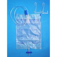 Buy cheap T-tap VALVE urine bag with hanger from wholesalers