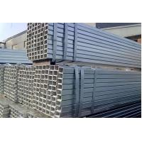 Buy cheap High Frequency Longitudinal Hollow Steel Pipe , Rectangular Steel Tubing from wholesalers