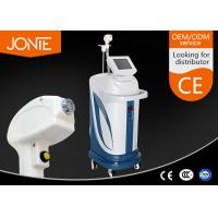 Buy cheap 808nm Diode Hair Laser Removal Machine 2 Handles For Choose From Jontelaser from wholesalers