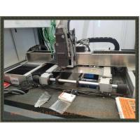 Buy cheap Fiber Laser Cutter  For Stainless 1.5mm Precision Cut Glass Frame or Horn from wholesalers
