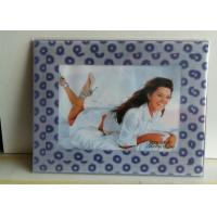 Buy cheap 3d Acrylic Photo Frames With Laser Engraving Logo Or Home And Office from wholesalers
