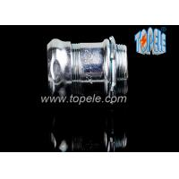 Buy cheap EMT Conduit And Fittings Steel Compression Connector UL Listed 1 / 2 To 4 from wholesalers