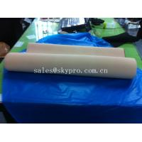 Buy cheap Commercial Natural foam  Neoprene Rubber Sheet roll for mouse pad use from wholesalers