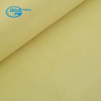 Buy cheap Aramid Cloth Fabric Satin Weave 250g 1m Wide from wholesalers