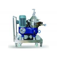 China Industrial used milk and cream separator / milk skimming disc centrifuge sales online on sale