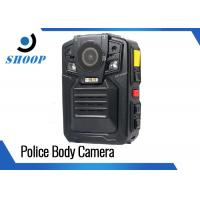 Buy cheap Infrared Night Vision Police Brutality Body Worn Surveillance Cameras WIFI 128GB from wholesalers