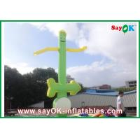 Buy cheap Rip-stop Inflatable Dancing Man With Direction Giving , Inflatable Air Tube Man from wholesalers