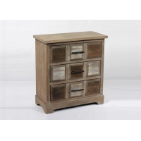 Buy cheap 3 Drawers Wooden Vintage Decorative Living Room Furniture from wholesalers