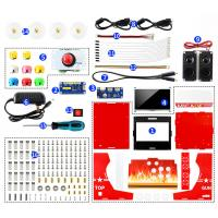 Buy cheap Arcade Arcylic Flat Pack Kit For Raspberry pie-10.1-Inch IPS screen from wholesalers