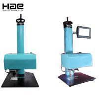 Buy cheap Nameplate Pneumatic Marking Machine , Dot Peen Engraving Marking Machine from wholesalers