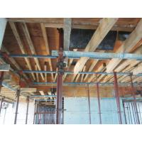 Buy cheap Heavy duty loading metal concrete formwork / durable folding scaffolding system from wholesalers