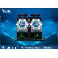 Buy cheap Amusement Park Coin Operated Arcade Dance Machine For Game Center from wholesalers
