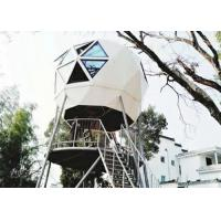 Buy cheap Light Gauge Steel Structure Dome Home Prefab Garden Studio Tree House from wholesalers