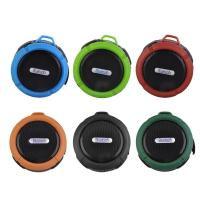 Buy cheap waterproof mp3 player C6 IP65 Waterproof Wireless Bluetooth Speakers Waterproof for Outdoor Indoor and Use in shower for from wholesalers