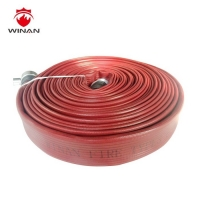 Buy cheap 3 Inch Lay Flat Irrigation Discharge Hose 1.5 Inch Rubber Hose Reels Firefighting from wholesalers