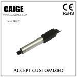 Buy cheap Linear actuator mini micro samll size linear motor 6VDC-12VDC LA-M series from wholesalers