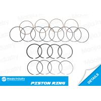 Buy cheap DOHC 16V L4 Hiace Toyota Car Engine Piston Rings , Fitting Piston Rings from wholesalers