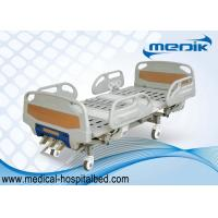 Buy cheap Detachable Manual Hospital Bed ABS Head And Foot Board 3 Function from wholesalers