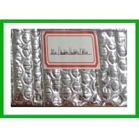Buy cheap Pure Aluminum Foil Sided Bubble Wrap Insulation High Efficiency from wholesalers