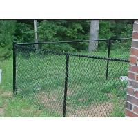 Buy cheap Galvanised Chain Link Fencing / Flexible Chain Wire Fencing For Sport Area from wholesalers