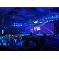 P3.91 P4.81 Stage LED Display Concert Screen Rental With Thin Body / Silent Working