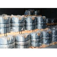 Buy cheap Cold Drawn Non - Alloy Bright Steel Wire For Rope BS EN 10264 from wholesalers