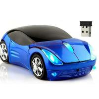 Buy cheap Wireless Mouse Infiniti Sports Car Mouse 2.4Ghz USB Computer Mice Optical with LED Flashing Light from wholesalers