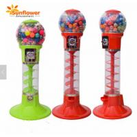 Buy cheap Cheap Price Spiral Gumball Vending Machine Capsule Vending Machine/ Gashapon/capsule Vending Machine For Sale, High Qual from wholesalers