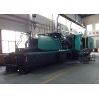 Buy cheap Chrome Plated PVC Injection Molding Machine 18000Kn With Double Core Pulling System from wholesalers