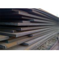 Buy cheap Oversized AR400 / AR500 Hot Rolled Steel Plate High Wear Resistant Steel from wholesalers
