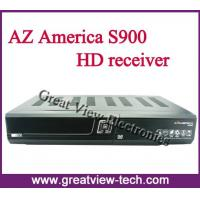 Buy cheap Az america s900 hd satellite tv receiver product