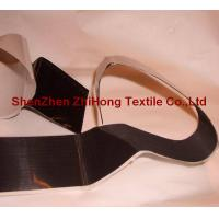 Buy cheap Good quality  adhesive molded injection hook / backing sticky nylon fastener product