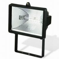 Buy cheap Halogen Lamp with 220 to 240V Voltage, Made of Tempered Glass and Aluminum Die-cast Body from wholesalers