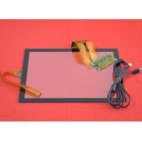 Buy cheap 1.8mm 10 Point Capacitive Touch Screen For Restaurant Order Machina Panel from wholesalers