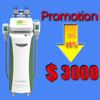 Buy cheap Newly-designed!!! The most featured Cryolipolysis Slimming Equipment Green Vertical from wholesalers