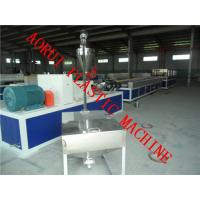 Buy cheap Construction PP / PE Plastic Profile Extrusion Line , Waterpoof from wholesalers
