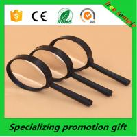 Buy cheap Non Toxic Promotional Stationery Plastic Magnifying Glass For Office from wholesalers