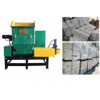 Buy cheap Shredding And Hot Melting Styrofoam EPS Recycling Machine , Plastic Recycling Equipment from wholesalers