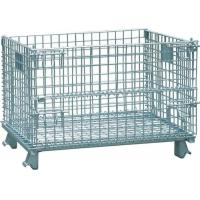 Buy cheap collapsible wire mesh containers from wholesalers