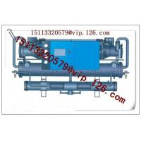 Buy cheap Screw compressor Water cooled chiller for central air conditioning and industry from wholesalers