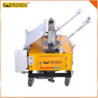 Models Wall Plastering Machine Painting Stucco Over Brick