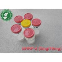 Buy cheap GHRP-2 99% Purity White Powder Human Growth Peptide hormone GHRP-2 For Fat Burning from wholesalers