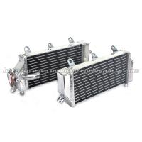 Buy cheap Motocross High Performance Aluminum Radiator With TIG Welded Tanks from wholesalers