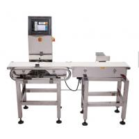 Buy cheap Industrial Conveyor Weight Checker Full Automatic Check Weighing Conveyor from wholesalers