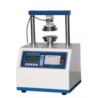 Buy cheap Paperboard Tensile Test Equipment , Corrugated Paper Crush Test Device from wholesalers