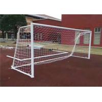 Buy cheap Freestanding Public Sports Facilities  , Aluminum Portable Soccer Goals from wholesalers