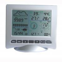 Buy cheap Digital Thermometers DH-3080 with History Data Memory, Solar Power with Rech, Lux Meter product