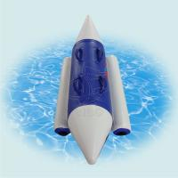 Buy cheap Kids Inflatable Water Parks Boat Shape Sealed Inflatable Water Game Toy from wholesalers